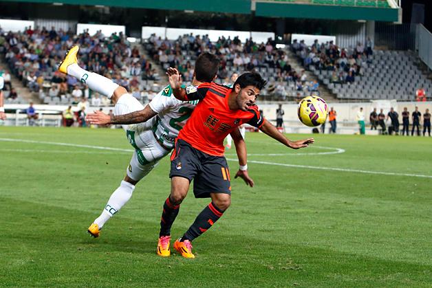 Córdoba - Real Sociedad - Foto: Álvaro López