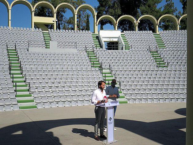 Pablo López Y Miguel Poveda Entre La Programación De Agosto En El Auditorio Municipal Alcalde Juan Muñoz Noticias De Cabra En Sur De Córdoba