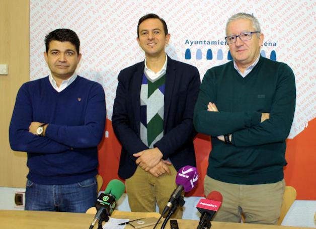 El ayuntamiento de lucena sigue su apoyo al sector del for Muebles huertas lucena