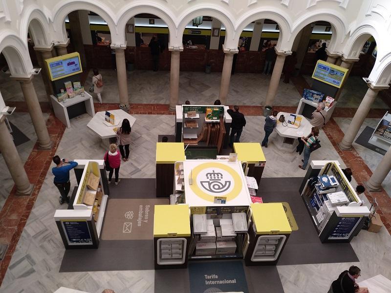 Correos lanza un nuevo formulario online para agilizar la for Oficina de correos cordoba